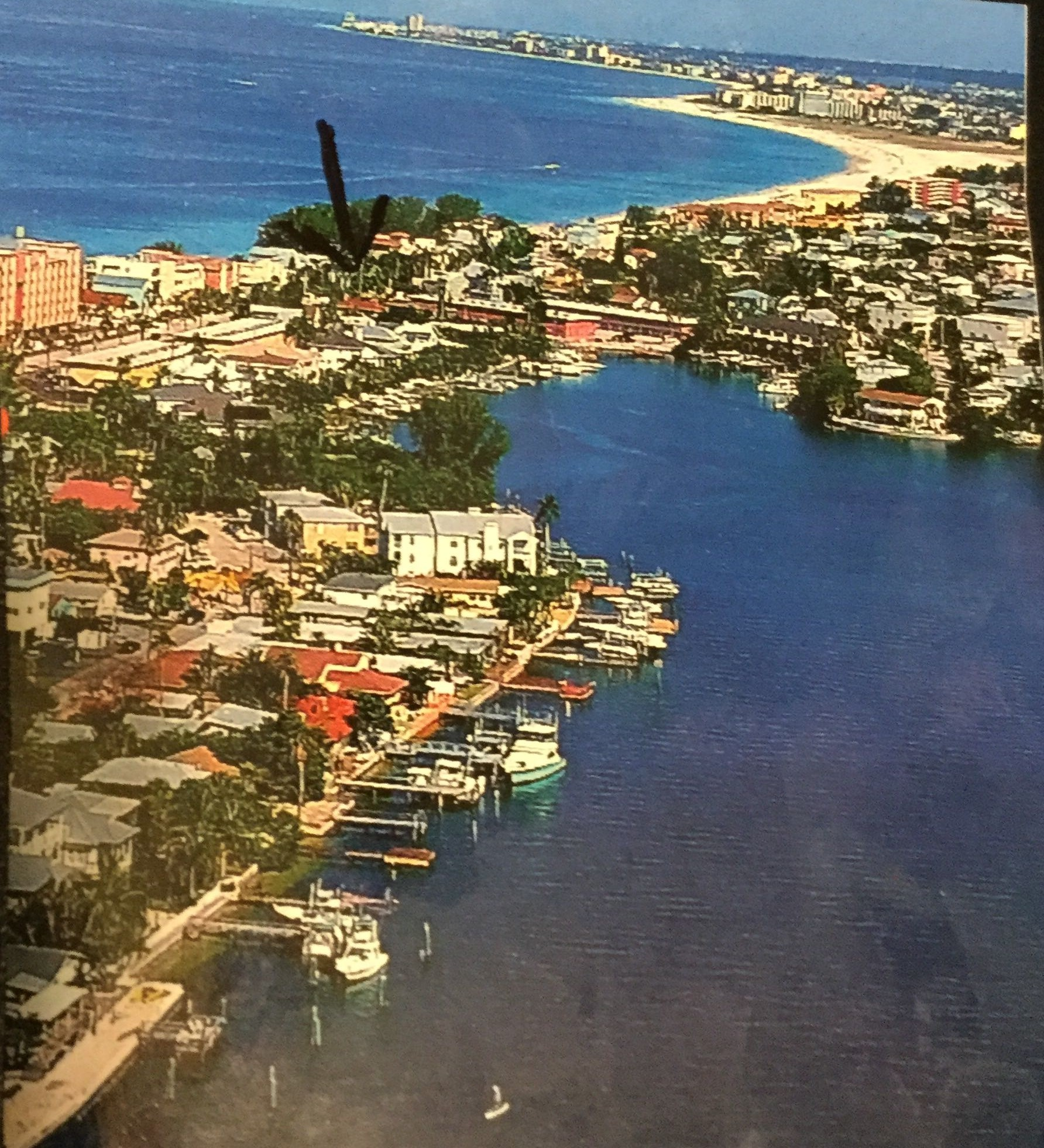 Treasure Island Beach: On Beautiful Treasure Island, Florida